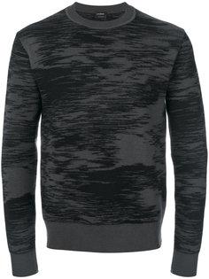 свитер с рисунком Jil Sander