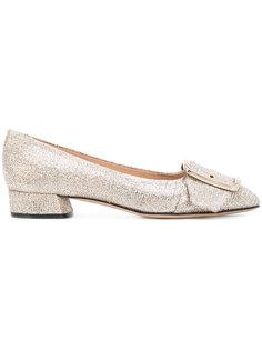 туфли-лодочки Alexa с блестками Casadei