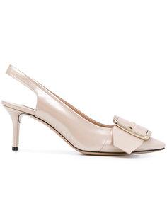 туфли-лодочки с открытой пяткой Alexa Casadei