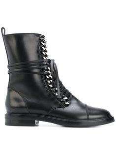 ботинки City Rock Casadei