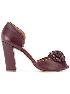 туфли с цветочным украшением Chie Mihara