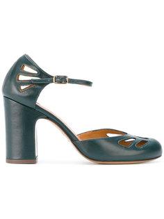 туфли-лодочки с вырезным дизайном Chie Mihara