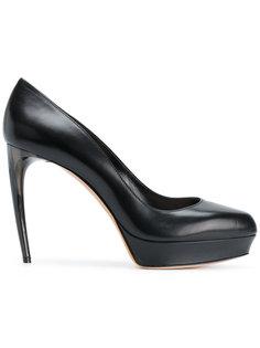 туфли-лодочки на платформе Alexander McQueen