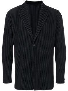плиссированный пиджак Homme Plissé Issey Miyake