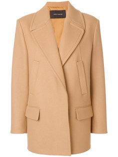 укороченное пальто Cédric Charlier