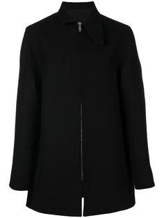 пальто с удлиненным воротником  Rick Owens