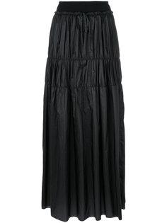 расклешенная юбка Maison Margiela