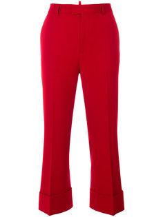 классические прямые брюки  Dsquared2