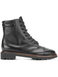 ботинки на шнуровке Robert Clergerie