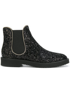 ботинки-челси Jaky с блестками  Giuseppe Zanotti Design