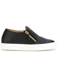 кроссовки без шнуровки Eve Giuseppe Zanotti Design