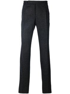 прямые брюки  Saint Laurent