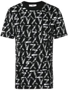 футболка с принтом Zayn X Versus Versus