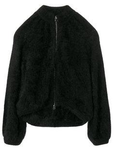 шерстяное пальто на пуговицах Tom Ford