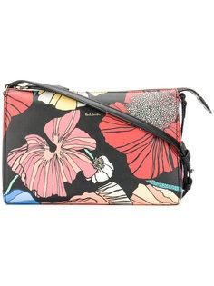 сумка через плечо с цветочным принтом Paul Smith