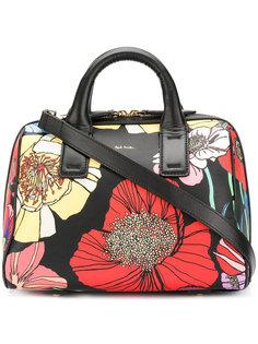 сумка-тоут с цветочным принтом Paul Smith