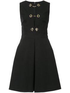 Sleeveless Dress With Grommet Detail Derek Lam 10 Crosby