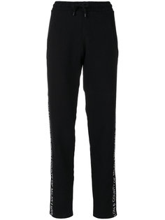 спортивные брюки с логотипом  Marcelo Burlon County Of Milan