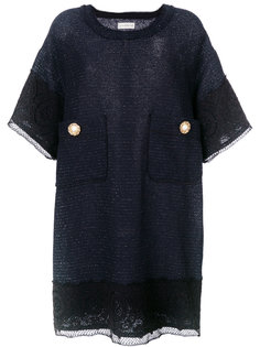 платье-шифт с объемными карманами Faith Connexion