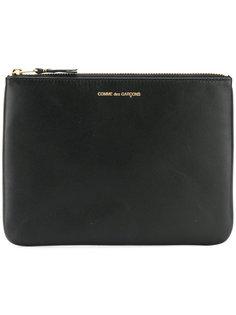 кошелек с логотипом Comme Des Garçons Wallet