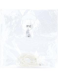 прозрачная сумка-тоут Mm6 Maison Margiela
