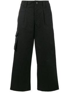 брюки в утилитарном стиле с карманом сбоку Liam Hodges