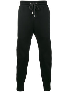 спортивные брюки на завязках Helmut Lang