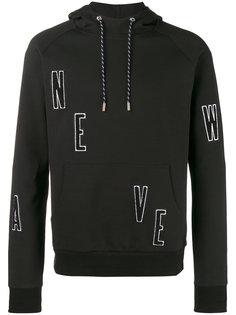 толстовка Newave с капюшоном Dior Homme