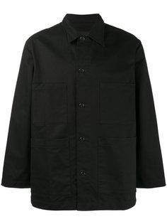 куртка-рубашка с принтом на спине Ideology Liam Hodges