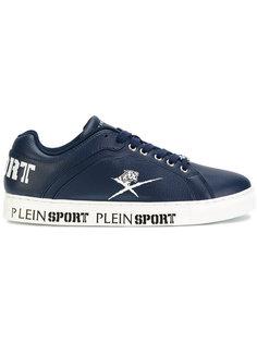 кеды с принтом логотипа Plein Sport