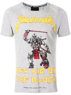 футболка Ema Philipp Plein