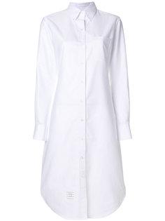 платье-рубашка Thom Browne