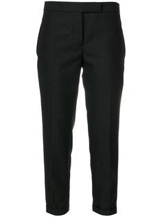 укороченные брюки-сигареты Thom Browne