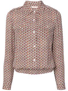 """рубашка с принтом """"пейсли"""" Allegra Tory Burch"""