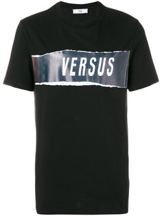 футболка с графическим принтом и логотипом Zayn X Versus Versus