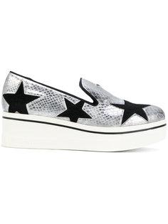 кроссовки-слипон Binx со звездами Stella McCartney