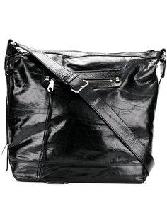 лакированная сумка Rebecca Minkoff