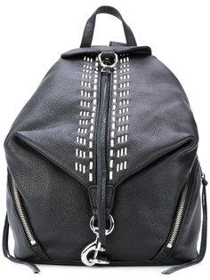 рюкзак с контрастной строчкой  Rebecca Minkoff
