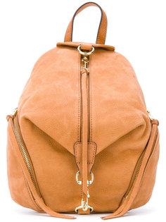 рюкзак с молниями и ремешками Rebecca Minkoff