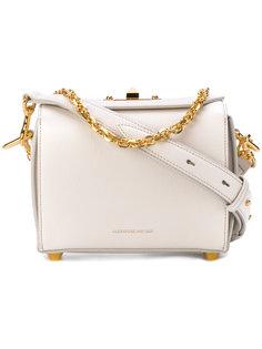 прямоугольная сумка 16  Alexander McQueen