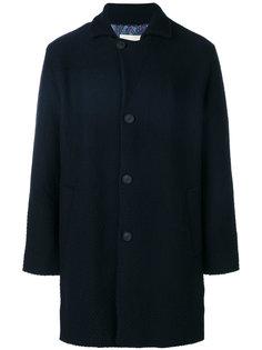 вязаное пальто на пуговицах Etro