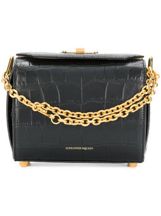 сумка на плечо BoxBag 19 Alexander McQueen