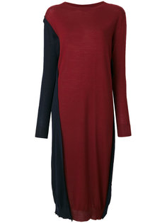 двустороннее асимметричное платье Marni