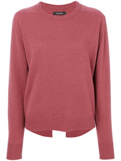 свитер с разрезом сзади Isabel Marant