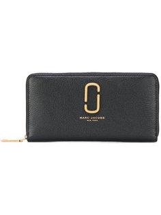 удлиненный кошелек Marc Jacobs