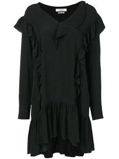 платье с оборками Isabel Marant Étoile