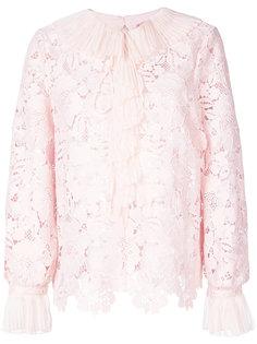 кружевная блузка Nº21
