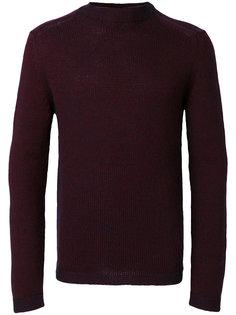 свитер узкого кроя Giorgio Armani