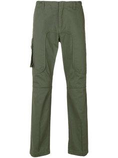 брюки-карго Marcelo Burlon County Of Milan