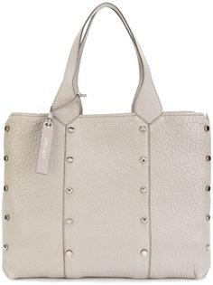 объемная сумка-шоппер Jimmy Choo